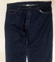 Blue Mountain Jeans Regular Fit 5 Pocket Heavyweight Sz 40 x 34 image 4