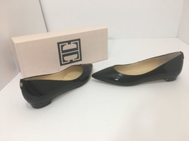 Ivanka Trump Tizzy Black Patent Women's Size 7 M - $47.53
