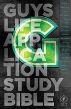 NLT Guys Life Application Study Bible (Hardcover) [Hardcover] Tyndale an... - $16.82