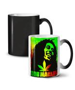 Bob Marley Pot Rasta NEW Colour Changing Tea Coffee Mug 11 oz | Wellcoda - $19.99