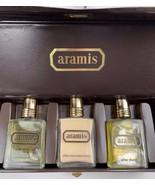 "Vintage Aramis Gift ""The Aramis Traveller"" Set in Original Travel Case - $58.90"