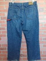 Tommy Hilfiger Mens Carpenter Jeans 38 Flag Distressed (3B26) - $24.74