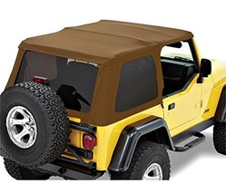 Bestop 52820-37 Spice Replace-A-Top for Trektop NX for 1997-2006 Wrangler