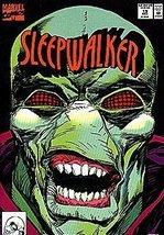 Sleepwalker (1991 series) #19 [Comic] [Jan 01, 1991] Marvel - $4.89