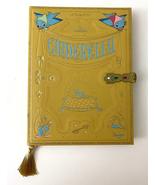 Disney Parks Cinderella Storybook Style Journal Blank Book - $39.90