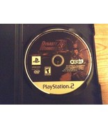 Dynasty Warriors 3 (Sony PlayStation 2, 2001) game disc only in replacem... - $7.19