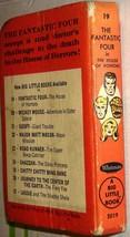 Fantastic 4 Graphic Novel Comic Unique Item Vintage1968 248 pages 120+ cels - $31.11