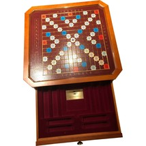 Franklin Mint Scrabble Board - $99.99