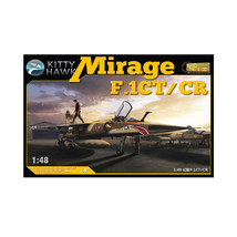1/48 Mirage F.1 CT/CR French Kitty Hawk 80111 Military Model Kit - $38.32
