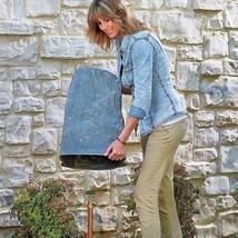 """Faux Boulder Stone Landscape Cover Medium Gray  15""""W x 14""""D x 23""""H - €97,67 EUR"""