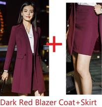 Women's Fashion Career Apparel High Quality 3 Piece Formal Business Pant Suits image 8
