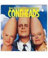 Coneheads Movie Soundtrack CD David Newman Paul Simon Soft Cell Morton H... - $4.99