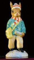 "Royal Doulton Bunnykins Figurine - ""Newsboy Bunnykins""  DB77 - $23.27"