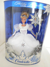 1996 Mattel Disney Holiday Princess Cinderella NRFB - $12.99
