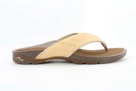 Abeo Balboa Sandals Grain  Women's Size 12 Neutral Footbed ( )5081 - $104.00