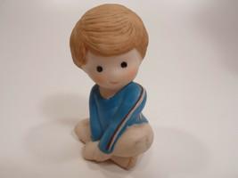 Country Cousins Figurines Enesco Vintage Porcelain little gymnist gymnas... - $5.95