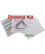Do-It-Yourself Divorce Kit Complete guide and forms - $19.99