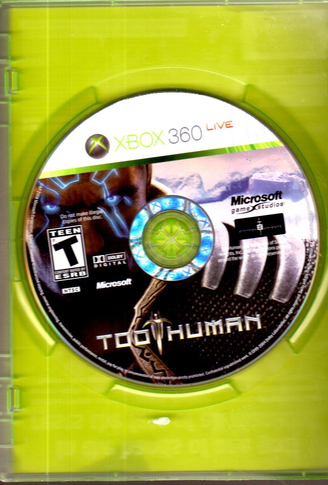 XBox 360 - Too Human