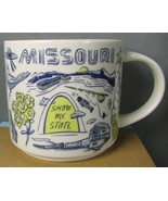 Starbucks 2018 Missouri Been There Collection Coffee Mug NEW IN BOX - $27.99