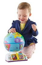 Fisher-Price Laugh & Learn Greetings Globe - $71.83