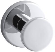 KOHLER K-14458-CP Stillness Robe Hook, Polished Chrome