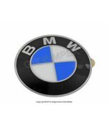 BMW Wheel center cap Sticker Emblems insignia badge 64.5mm (1) GENUINE OEM - $18.35