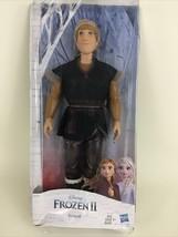 "Disney Frozen II Kristoff Doll Action Figure 11"" New Sealed 2019 Hasbro Toy - $21.73"