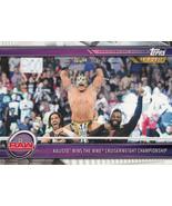 Kalisto 2019 Topps WWE Road To Wrestlemania Card #42 - $0.99
