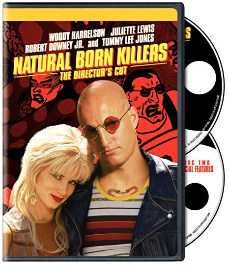 Natural Born Killers: Director's Cut DVD