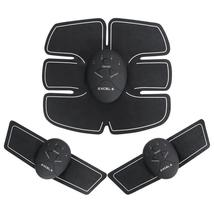 Smart EMS Electric Pulse Treatment Massager Abdominal Muscle Trainer Wir... - $6.70+
