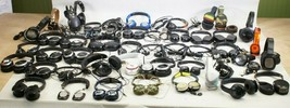 LOT OF 51 Audio-Technica Beats Skullcandy AKG JBL V-Moda Headphones - FO... - $3.206,64 MXN