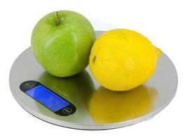 5Kg Slim Design Large LCD Display Digital Kitchen Baking Diet Scale - $22.72