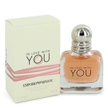Giorgio Armani In Love With You 1.0 Oz Eau De Parfum Spray  image 6