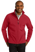 Port Authority® Core Soft Shell Jacket j317 Red - $29.99+