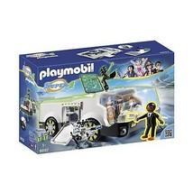 PLAYMOBIL Super 4 Techno Chameleon with Gene Building Kit Standard Packa... - $56.19
