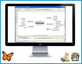 FreeMind's -  Mind-Mapping Software for Windows - Download or CD - $2.28+
