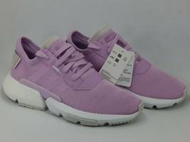 Adidas Originali POD-S3.1 Misura 7.5 M (B) EU 39 1/3 Donna Scarpe Lilla B37469 - $55.92
