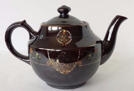 Occupied Japan Brown Tea Pot - $26.59