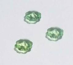Swarovski Crystal SPACER 3700 margarita marguerite lochrose flowers PERIDOT - $3.47+