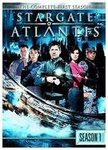 Stargate Atlantis Season 1 - 5 Disc DVD ( Ex Cond.)  - $28.80