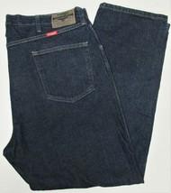 Wrangler Mens Denim Jeans Size 42 x 30 - $14.99