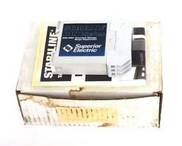 NIB SUPERIOR ELECTRIC DIN1-15-120-1G-15 TRANSIENT VOLTAGE SURGE SUPRESSOR 120V