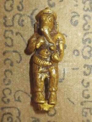 Phra Kring UPPAKUT LP Kruba-NA Thai Amulet God Buddha of Lucky Rich Wealth