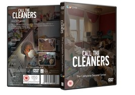 ITV DVD - Call The Cleaners : Series 2 DVDs - $20.00