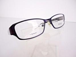 MODO TITANIUM Mod. 4001 (MBWN) Matt Brown 49 x 16 140 mm Eyeglass Frames - $24.70