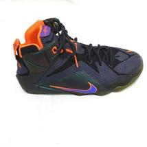 Nike Lebron XII GS 12 Instinct Basketball Shoes Boys Size 6.5Y 685181-50... - $24.74