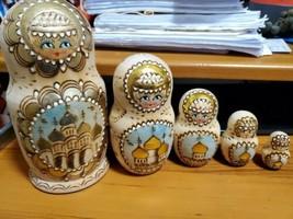 Matryshka Russian Nesting Dolls Set Of 5  - $29.69