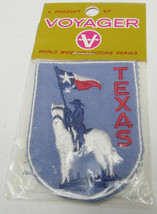 Nos Voyager Collectible Texas State Patch -C4 - $9.99