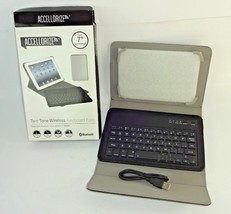 """Universal Bluetooth Keyboard Black Stand Magnetic Tablet Case 7"""" Universal  - $19.60"""