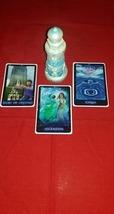 The Sirian Starseed Tarot. Reading with THREE CARDS - $13.99